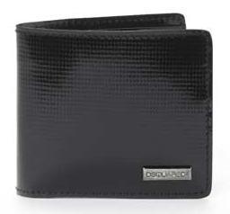 DSquared2: billeteras en charol