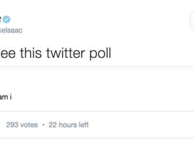 Se acabó utilizar FAV y RT para ello: Twitter ya prepara un sistema nativo de encuestas