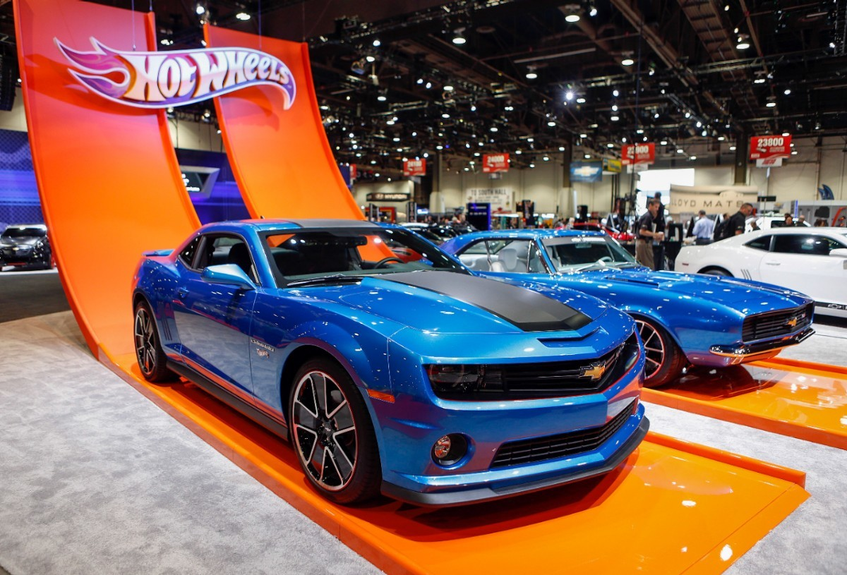 Foto de Chevrolet en el SEMA Show 2012 (3/14)