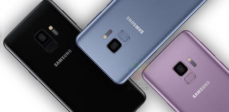 Galaxy S9 Colores