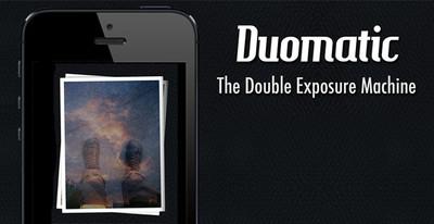 Duomatic, fotografía de doble exposición para Android e iOS