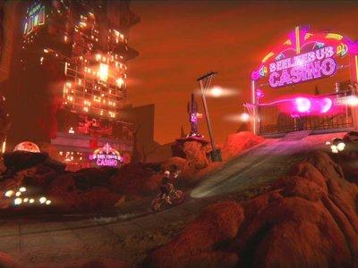 Si logran completar el demo de Trials of the Blood Dragon en PC, Ubisoft te regala el juego
