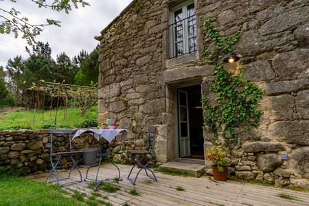 Alojamiento Airbnb Credito Imagenes Ollofoto Ambiente Rural En Vimianzo Galicia 1