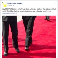 """Facebook actualiza su portada para luchar contra los enlaces de """"click fácil"""""""