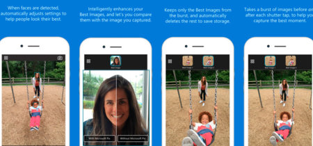 Microsoft Pix, así es la nueva app para hacer fotos en iPhone