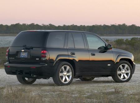 Chevrolet Trailblazer Ss 2006 1600 06