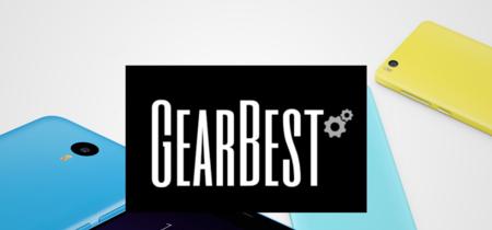 13 cupones de descuento y ofertas flash en GearBest este fin de semana