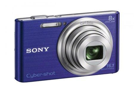 Sony presenta sus nuevas cámaras Cyber-shot Wi-Fi