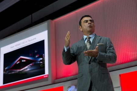 Carlos Ghosn Vw