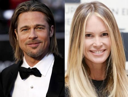La cita entre Brad Pitt y Elle Macpherson dispara todos los rumores sobre la posible pareja del verano