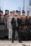 Los tupés más futuristas se adueñan del desfile de Alta Costura de Chanel