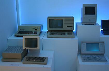 Los antepasados del Mac