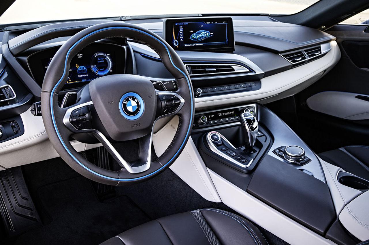 Foto de BMW i8 (43/124)