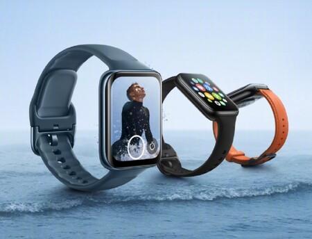 Oppo Watch 2 Diseno
