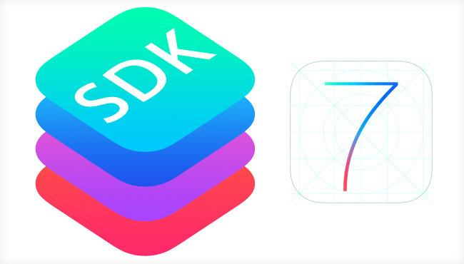 iOS 7 SDK