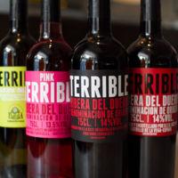 ¿Te atreverias a probar un vino que se llama Terrible?... ¡Yo sí!