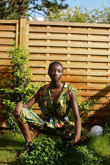 Anja Rubik Assa Baradji Zara Lookbook Casa 15