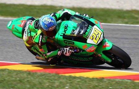 MotoGP Italia 2010: Andrea Iannone machaca a todos en Moto2
