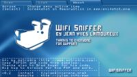 WiFi sniffer en tu PSP