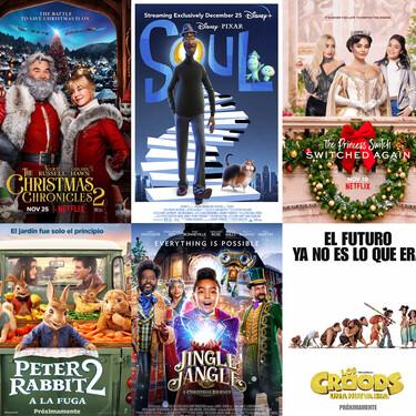 Películas infantiles: los estrenos más esperados para la Navidad 2020-2021