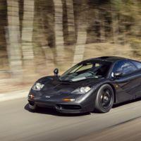 McLaren pondrá a la venta un F1 prácticamente nuevo