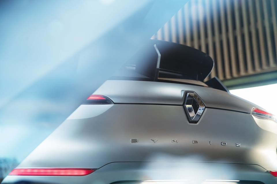 Renault Symbioz 7