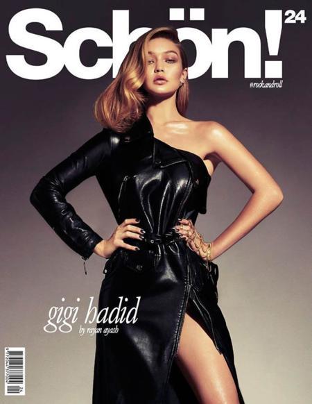 Gigi Hadid es la nueva top rubia de los 2,1 millones de seguidores de Instagram