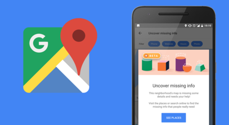 Google Maps invita a los Local Guides a añadir la información que falta