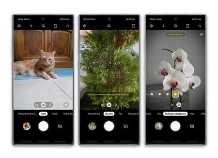 Samsung Galaxy Note 10 Plus Camara App