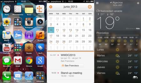 iOS 6. Ejemplos de buen diseño, interacción y funcionalidad