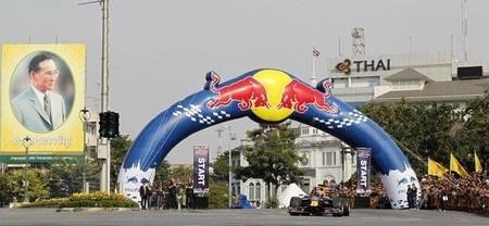 Tailandia da un paso más para recibir a la Fórmula 1
