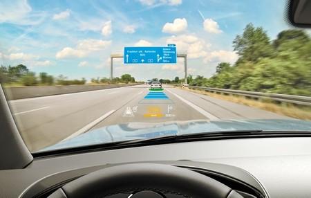Continental camina hacia el parabrisas virtual con su nuevo AR-HUD