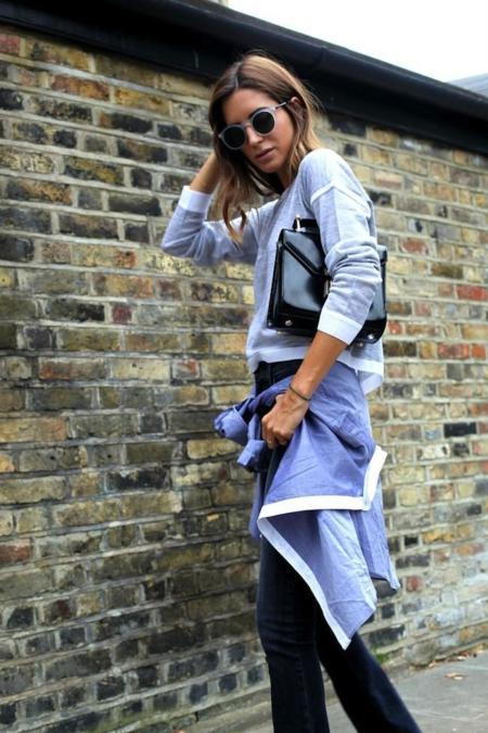 Las 11 claves básicas para vestir en época de entretiempo