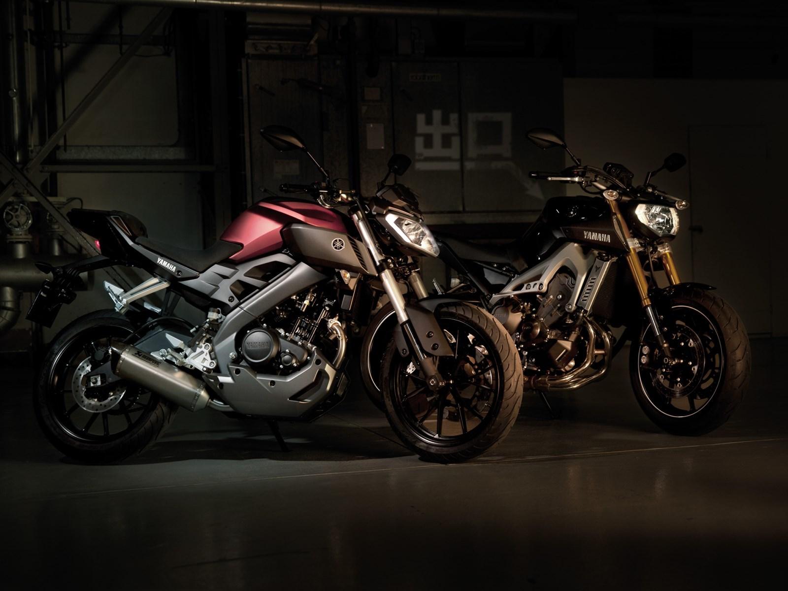 Foto de Yamaha MT-125 en acción (5/17)