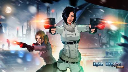 El nuevo tráiler de Fear Effect Sedna confirma el regreso de Hana y Rain para el 6 de marzo