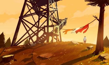 Humor, paisajes y otras características de Firewatch en cuatro vídeos nuevos