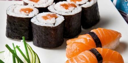 Full Sushi De Salmon Noruego Fresco