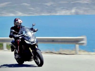 Segundo teaser de la Honda City Adventure, el cruce entre una Africa Twin y una Integra