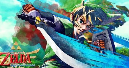 Los Zelda: Skyward Sword de Wii y Nintendo Switch frente a frente: este vídeo compara los tráilers de ambas versiones