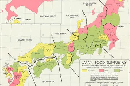 32 mapas secretos desclasificados por la CIA que ayudan a entender mejor la historia