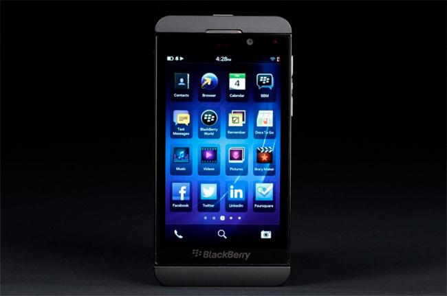 BlackBerry 10 - z10