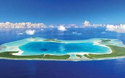 The Godfather's Paradise, el lujoso resort de Marlon Brando abre sus puertas en Tahiti