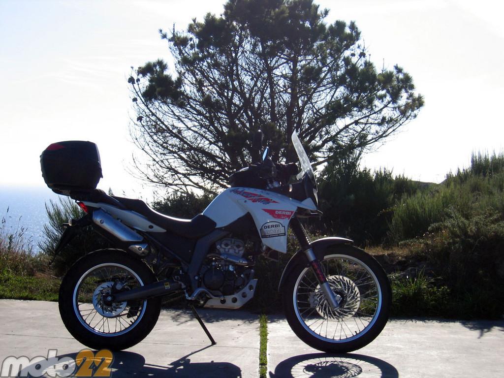 Foto de Las vacaciones de Moto 22, Finisterre-Plasencia (1/9)
