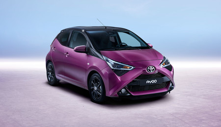 Toyota Aygo 2018 03