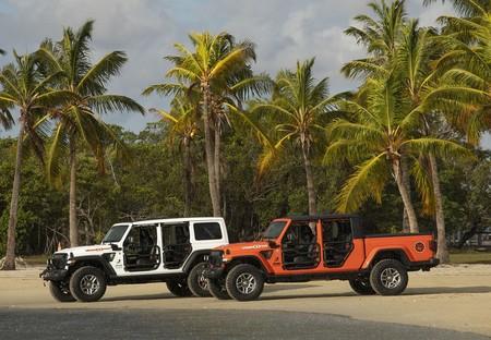 """Jeep Wrangler y Gladiator """"Three O Five"""", nuevas ediciones especiales para disfrutar del sol y la playa"""