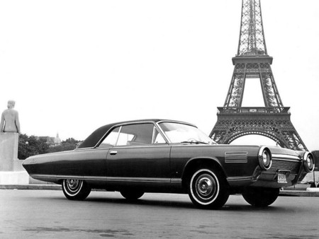 Chrysler Turbine Paris