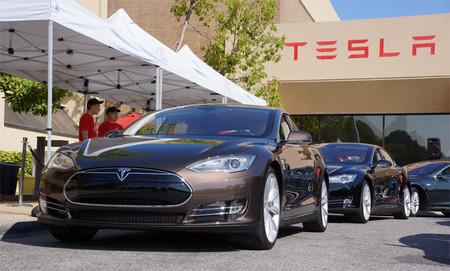 Tesla Motors California