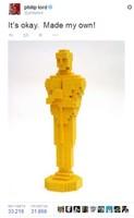 Lego y su (no) Oscar, la imagen de la semana