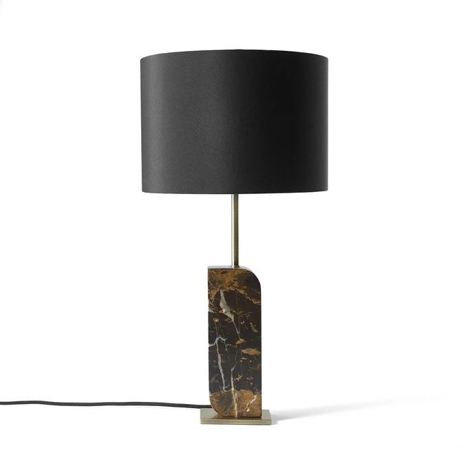 Lámpara de mesa de mármol, Palaz