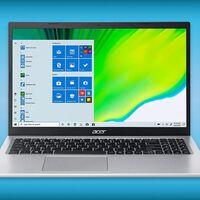 Acer Aspire 5, laptop barata para el home office o la escuela con Intel de 11ª Gen y 128GB de SSD por 8,438 pesos en Amazon México